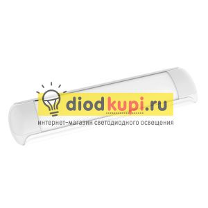 Светодиодный светильник (аналог ЛПО 2x36) ASD СПО-107