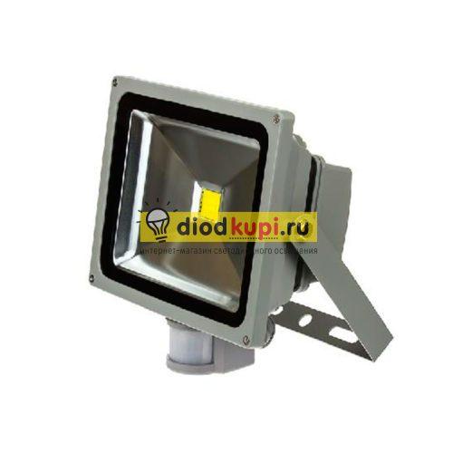 Светодиодный прожектор с датчиком движения 20Вт ASD СДО-2Д