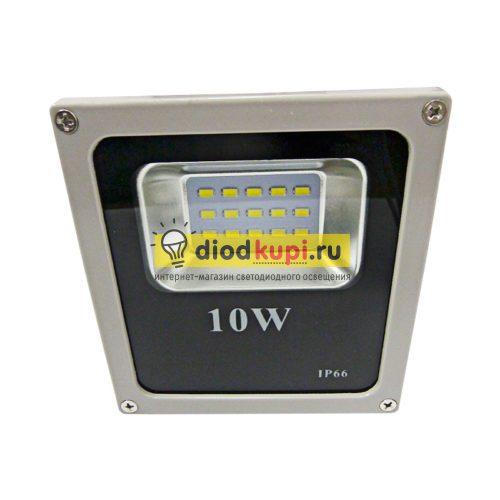 Светодиодный прожектор 10Вт ЭМ-Slim