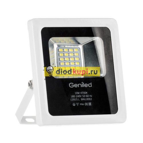 Светодиодный прожектор 10Вт Geniled-СДП