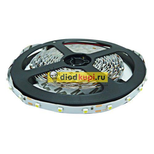 Светодиодная лента (интерьерная) LuxLight SMD3528 60д/м 4.8Вт/м 6000K (белый холодный) IP33