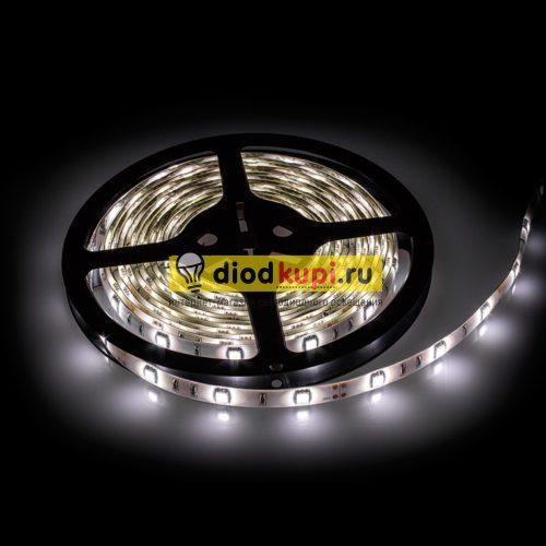 Светодиодная лента (влагозащищенная) LuxLight SMD5050 30д/м 7.2Вт/м 3000K (белый теплый) IP65