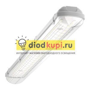 Светодиодный светильник (аналог ЛСП 2x36) Geniled 50W-IP65