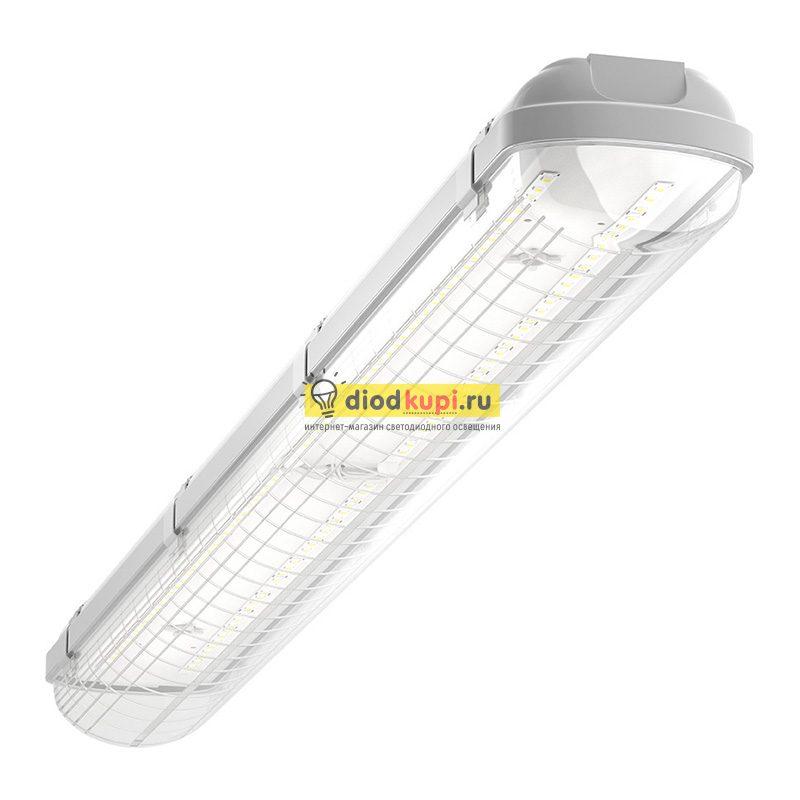 Светодиодные светильники влагозащищенные (ЛСП 2х36)
