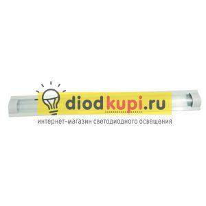 Светодиодный светильник (аналог ЛПО 2x36)  Smartbuy-LU-40W (призма)