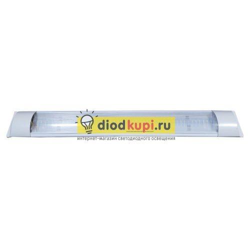 Светодиодный светильник (ЛПО 2x18) ЭМ-СЛП18 (призма)