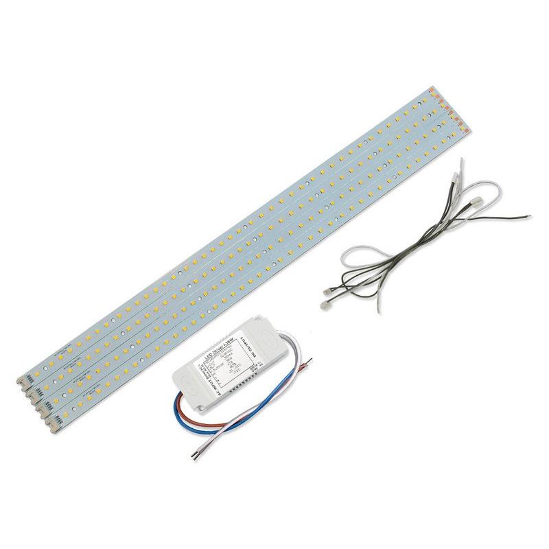 """Светодиодный комплект для переоборудования светильника""""LuxLight"""" I-36W-А"""