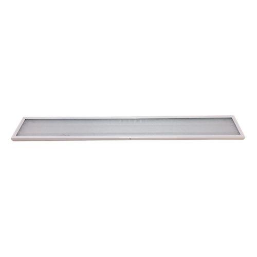 Светодиодный светильник (аналог ЛПО 2x36) «LuxLight» РАСКТ36 (призма)