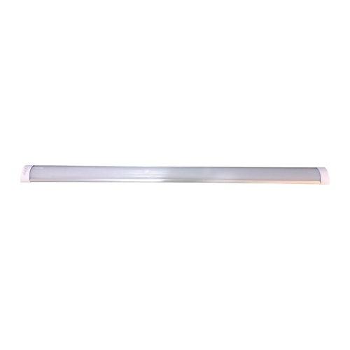 Светодиодный светильник (аналог ЛПО 2x36) «LuxLight» СЛП36 (опал) алюминиевый корпус