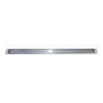 Светодиодный светильник (аналог ЛПО 2x36) «LuxLight» СЛП36 (призма) алюминиевый корпус